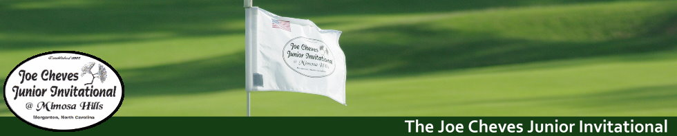 Joe Cheves Junior Invitational
